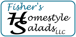 Fisher's Homestyle Salads Logo